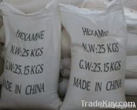 Chemical material hexamine  hexamethylenetetramine