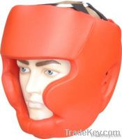 Head Guard, Target mitt