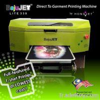 BajuJET - Direct to garment Printer