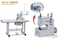Woven Bag Making and Bag Closing Sewing Machine