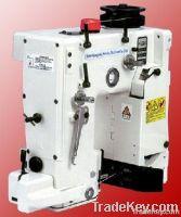 Heavy duty high-speed automatic oil bath bag closing sewing machine