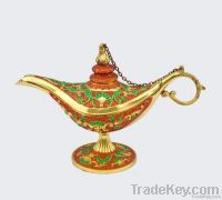 Arabian aladdin lamp aladdin light oil pot