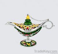 Arabian aladdin lamp aladdin light oil pot