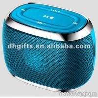 Mini portable wireless stereo bluetooth speaker