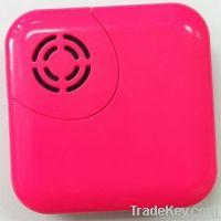 X sticker vibration speaker