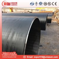 LSAW STEEL PIPE PILLING PIPE LINE PIPE