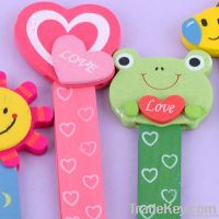 2012 New Design hot sale Soft PVC Bookmark& Paper Clip