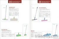 Brooms & Sweeps of various types