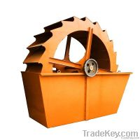 XS wheel sand washing machine