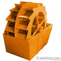XS wheel sand washing machine