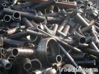 iron, copper, alluminiun, titanium scraps available
