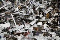 scrap fridge compressor , alluminiun scrap, copper scrap, iron scrap