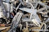 scrap fridge compressor and other metal scraps