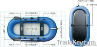 HOT Inflatable Drifting Fishing Boat