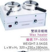 Double Wax Heater