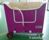 dog bath/ pet wash tub/ dog hydro bath/ECCO-0120