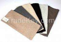 Shawl - 30% Cashmere 70% Wool