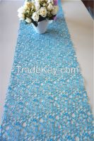 spider mesh table runners