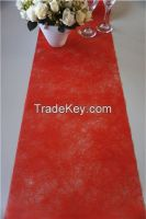mistral fibre nonwoven table runners
