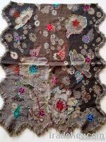 Designer Embroidery Shawls