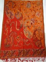 Viscose Fashion Embroidery Scarves