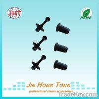 Speaker cones, frames, gaskets, coil bobbin, snap fasteners
