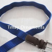2012 Fashion stretch fabric belts