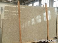 G350 Yellow rust granite slabs