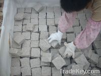 nature granite cube stone for paving
