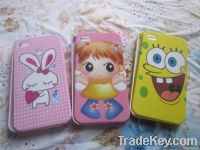 Cute printing for Iphone 4G/4S