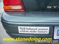 Car Decals Sticker Skin (High Quality)