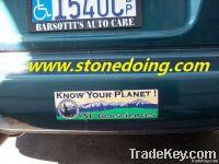 Car Sticker & Window Sticker & Bumper Sticker