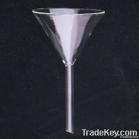 Competitive price of 3.3 bore glass funnel