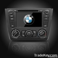 BMW E series cars dvd player gps canbus dvb-t radio usb sd tv vcd cd