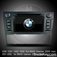 BMW E series(E90/91/92/93) cars dvd players gps