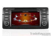 BMW E46 car dvd player gps canbus dvb-t mp3/mp4 ipod usb tv cd vcd