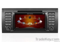 BMW E39/E38/E53 series cars dvd player gps  navigation canbus bt dvb-t