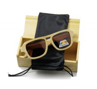 Wood Sunglasses LUB101