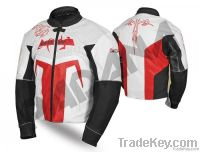 Leather Racing Jackets-Mens Leather Jacket