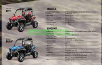 CFMOTO 1000CC 4X4 ATV BUGGY UTV