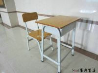 knock down school desk and chair A-1