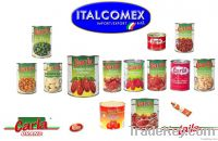 THE BEST TOMATOES 100% MADE IN ITALY!!!