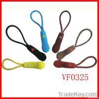 custom rubber zipper sliders