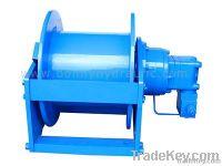 BG series hydraulic winch