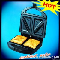 SANDWICH MAKER / 2 slice grill sandwich maker