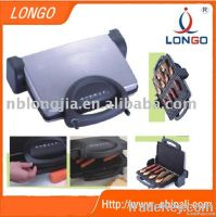 CONTACT GRILL/BARBECUE GRILL /Double temperature control CONTACT GRILL