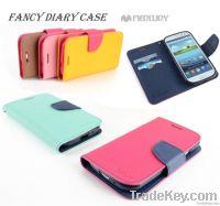 Genuine MERCURY Fancy Diary Case