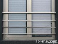 Aluminium balustrade, handrail