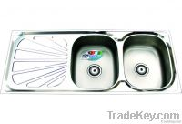 We manufacture stainless steel sink