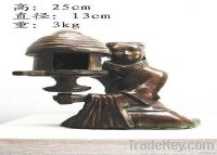 bronze antique imitation: Changxin Palace Lantern